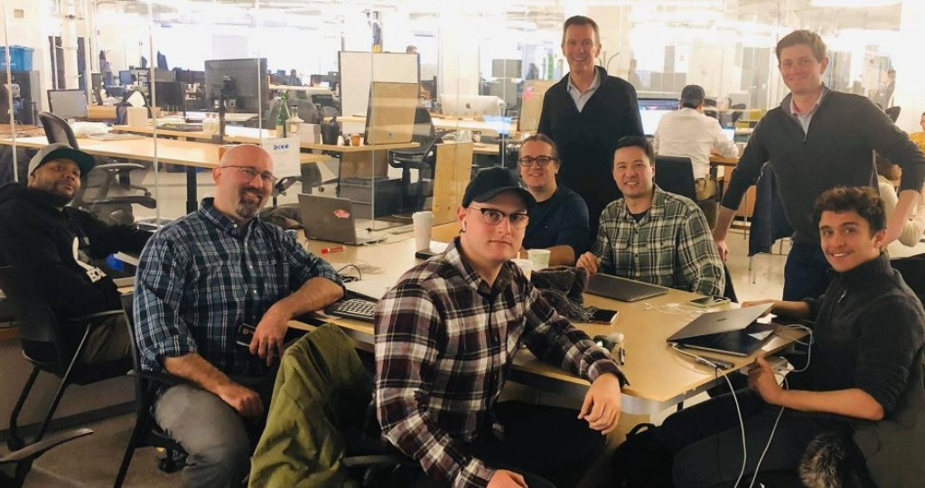 BUNDLAR Team Members at 1871 in Chicago